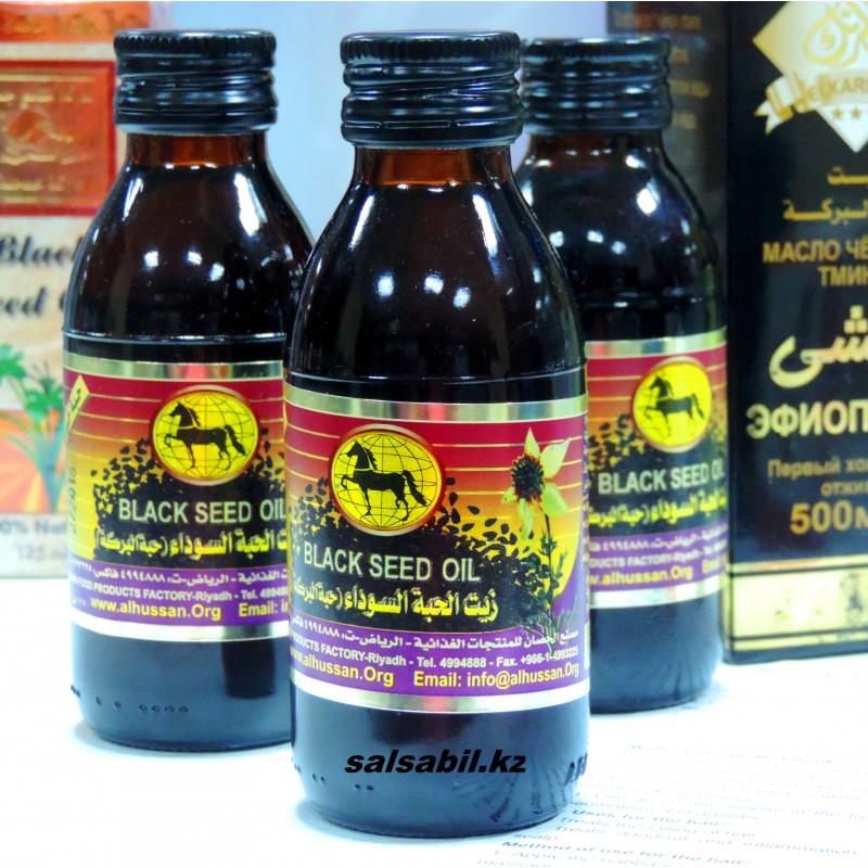 Масло черного тмина Черный конь, Саудовская Аравия